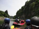 千曲川ラフティングツアー(飯山市~野沢温泉村~栄村)