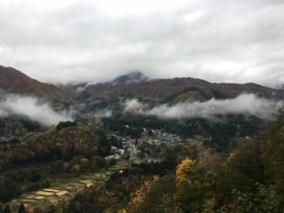 2017年10月25日 小赤沢周辺