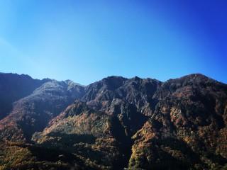 2017年10月26日 秋山林道周辺