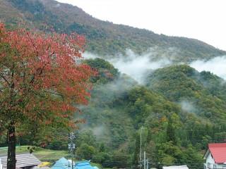 2017年10月17日 小赤沢周辺