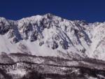 和山からの鳥甲山