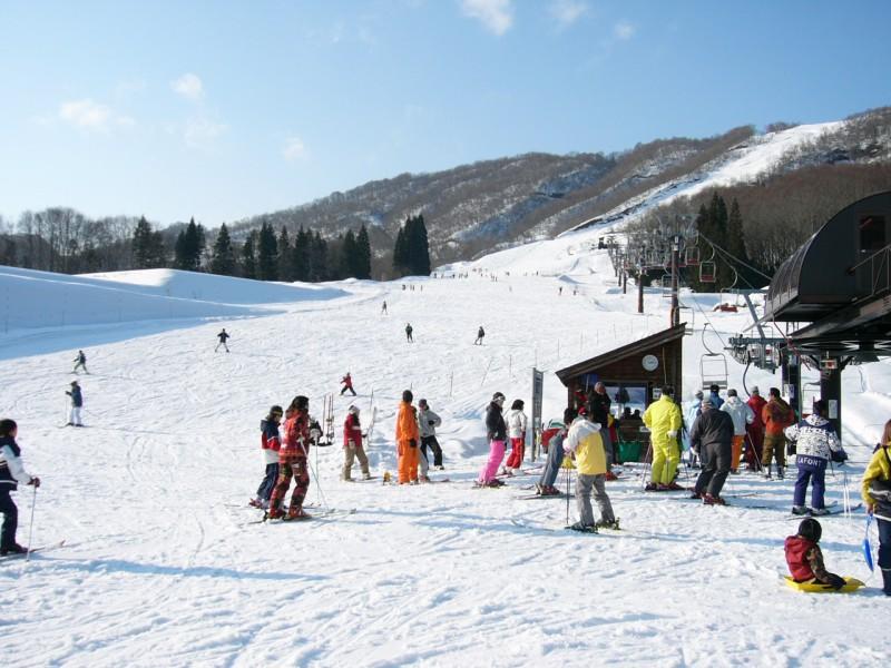 秋山スキー場